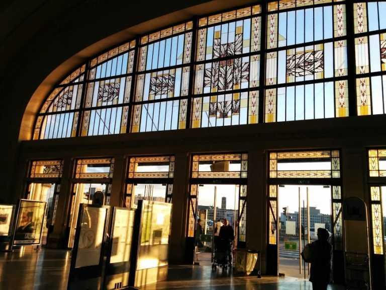 Limoges-gare: à la recherche des décors d'origine