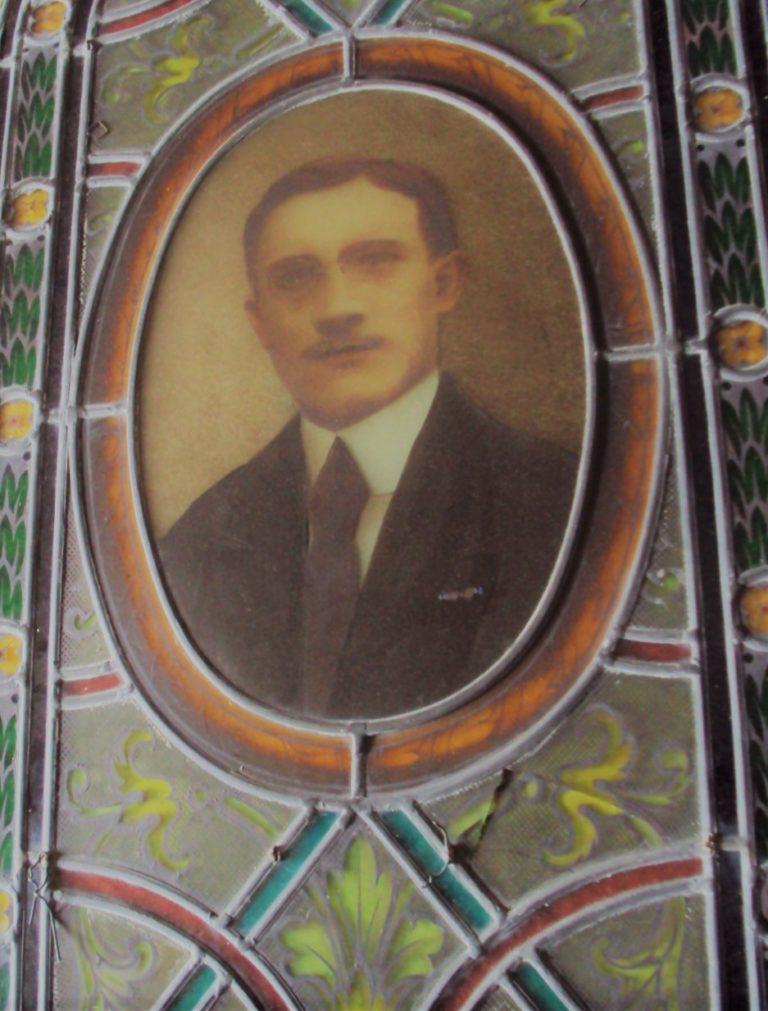 Catalogue Francis Chigot, chapelle funéraire, 1910